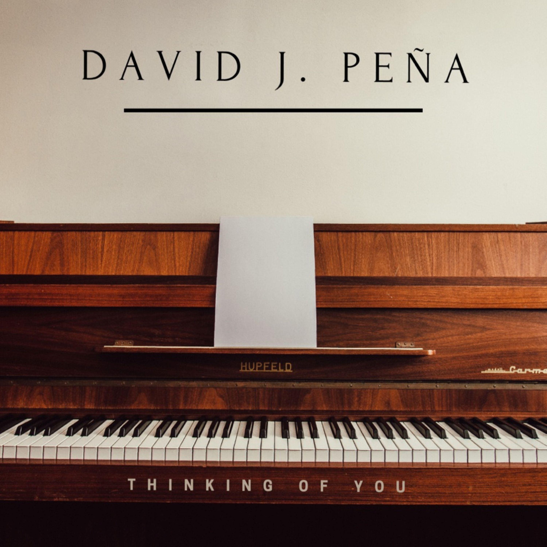 David J. Peña Album Cover 3000x3000